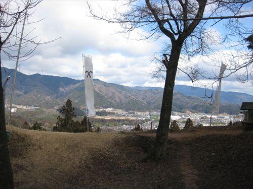 関ケ原合戦 中井先生ツアー 松尾山と南宮山