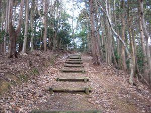 関ケ原合戦 中井均先生ツアー 松尾山と南宮山