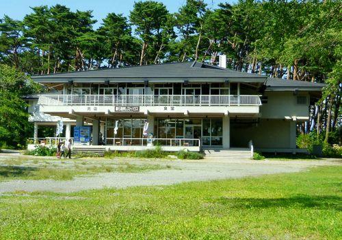 碁石海岸9碁石海岸レストハウス外観