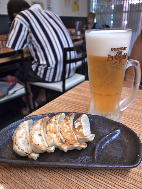 昼ビール2