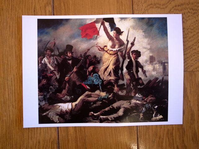 パリ 美術館土産3