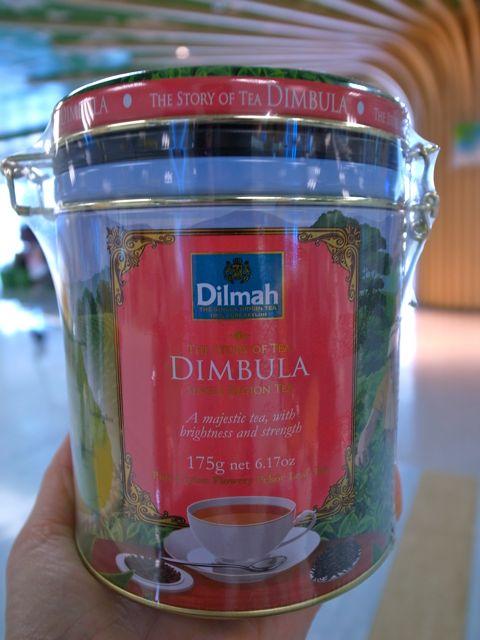 ディルマ 紅茶缶