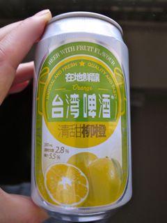 台北 フルーツビール3