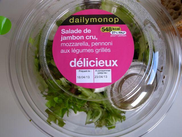パリ 総菜サラダ1