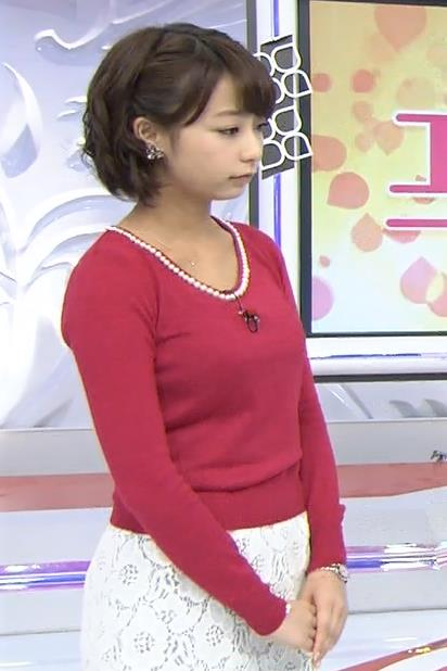宇垣美里 巨乳キャプ・エロ画像8