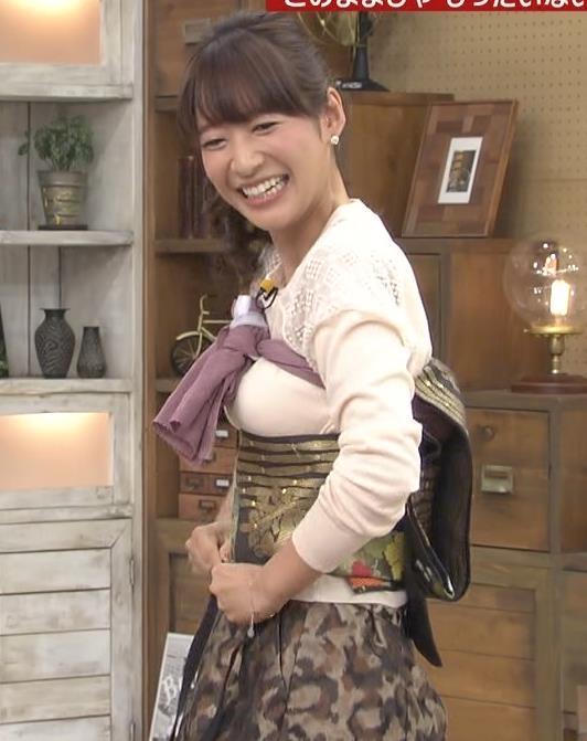 吉田明世 おっぱいキャプ・エロ画像2