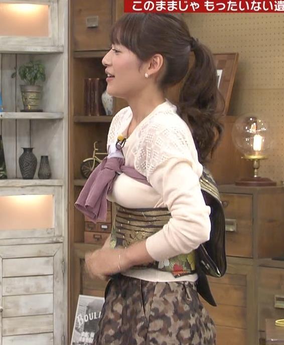 吉田明世 おっぱいキャプ・エロ画像3