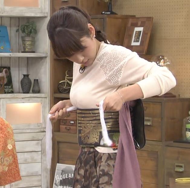 吉田明世 おっぱいキャプ・エロ画像4