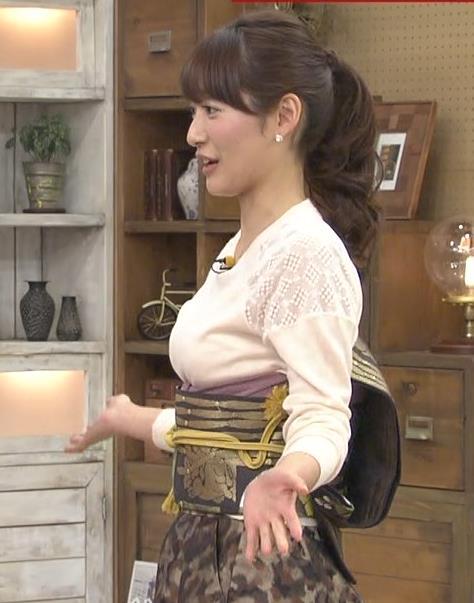 吉田明世 おっぱいキャプ・エロ画像7