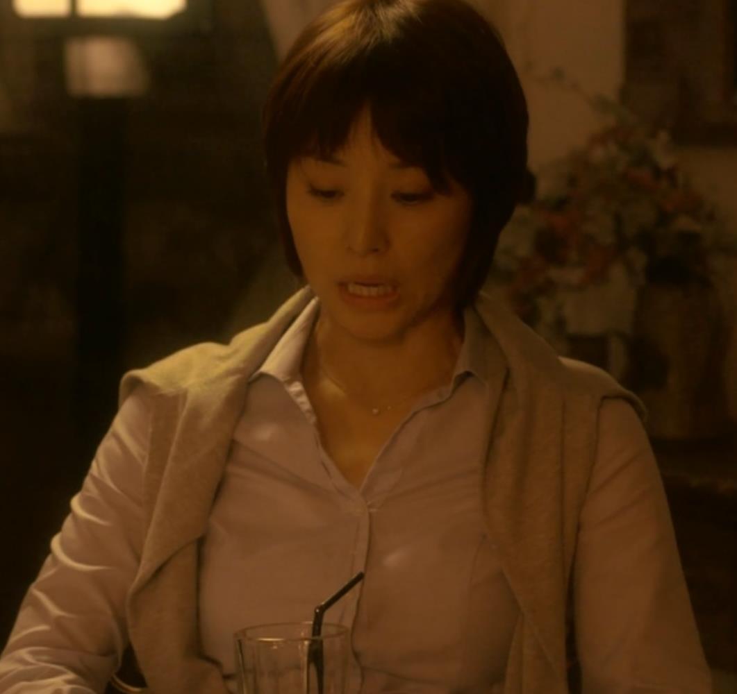 石田ゆり子 おっぱいキャプ・エロ画像5