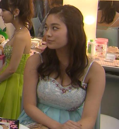 筧美和子 おっぱいキャプ・エロ画像5