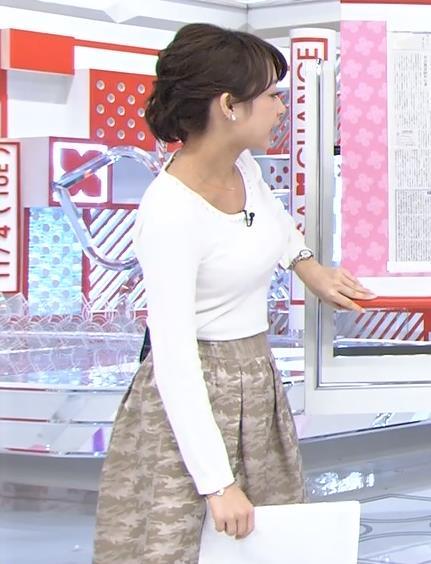 宇垣美里 胸ちらキャプ・エロ画像2