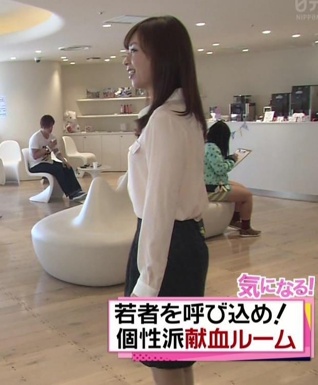 伊藤綾子 横乳キャプ・エロ画像5