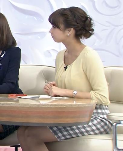 宇垣美里 ミニスカートキャプ・エロ画像