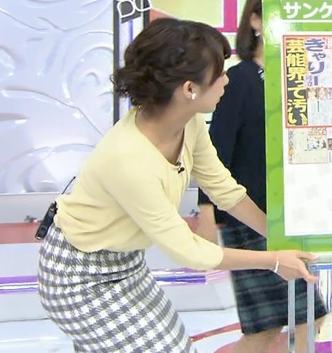 宇垣美里 ミニスカートキャプ・エロ画像2