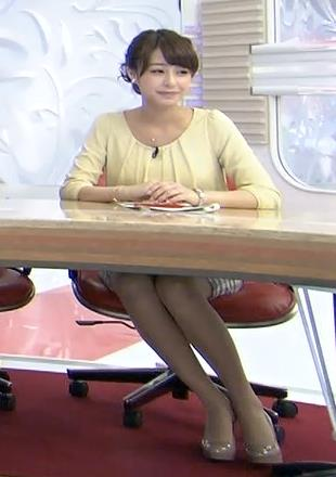 宇垣美里 ミニスカートキャプ・エロ画像5