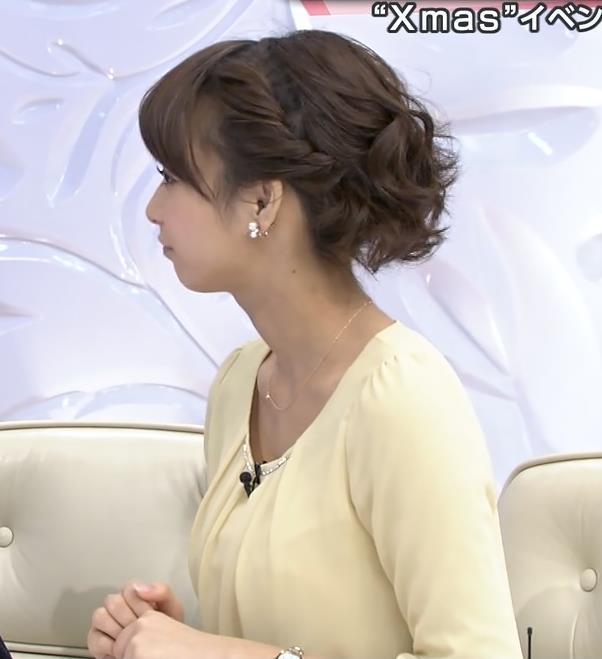 宇垣美里 ミニスカートキャプ・エロ画像6