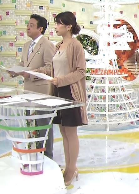加藤綾子 胸元キャプ・エロ画像5