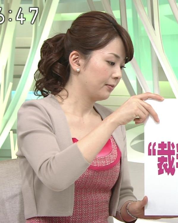 橋本奈穂子 おっぱいキャプ・エロ画像3