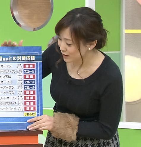 江藤愛 巨乳キャプ・エロ画像2