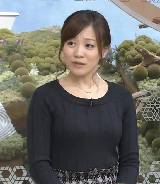 江藤愛 巨乳キャプ・エロ画像3