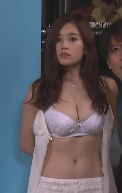 筧美和子 おっぱいキャプ・エロ画像3
