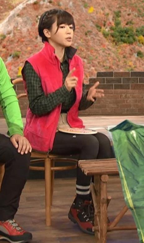 釈由美子 山ガール姿キャプ・エロ画像6