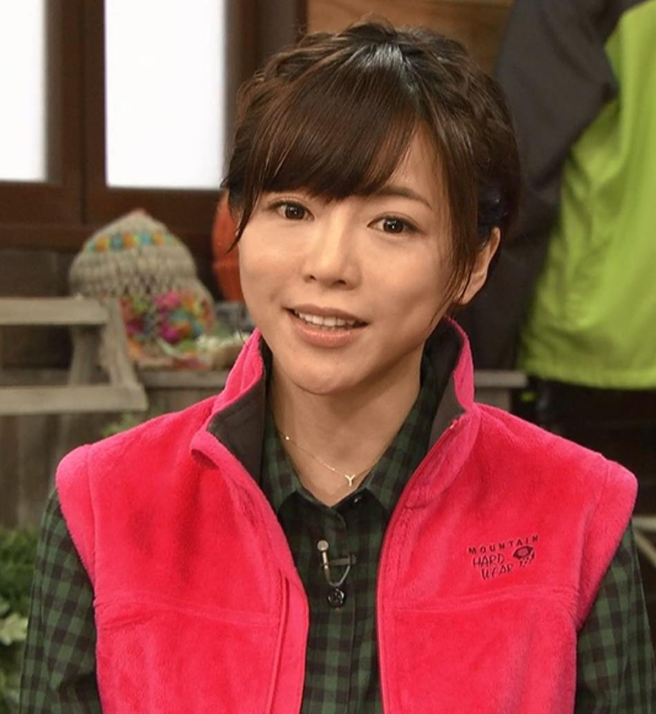釈由美子 山ガール姿キャプ・エロ画像7