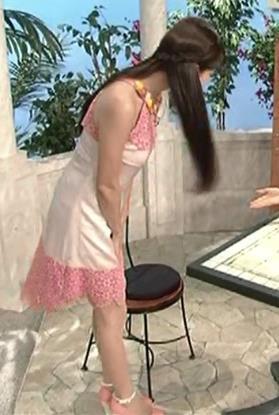 八田亜矢子 衣装キャプ・エロ画像5
