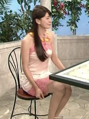 八田亜矢子 衣装キャプ・エロ画像6