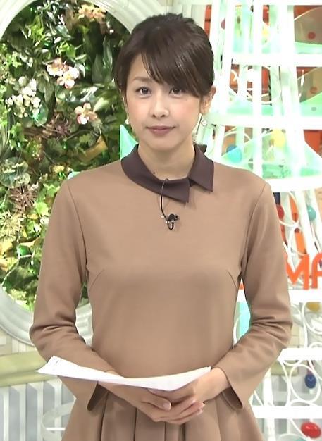 加藤綾子 食べているトコロキャプ・エロ画像4