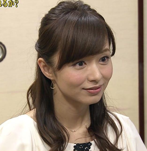 伊藤綾子 ミニスカートキャプ・エロ画像2