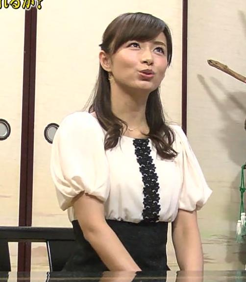 伊藤綾子 ミニスカートキャプ・エロ画像3