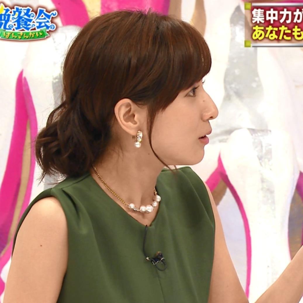田中みな実 ワキキャプ・エロ画像5