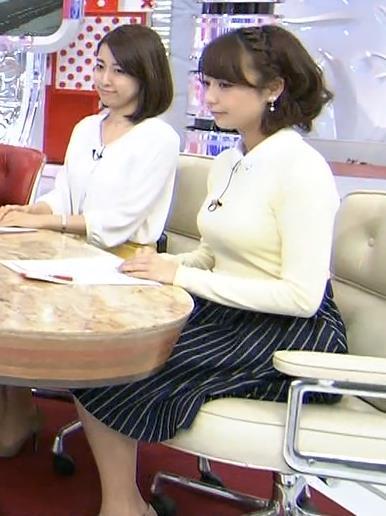 宇垣美里 おっぱいキャプ・エロ画像7