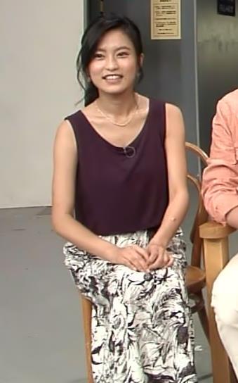 小島瑠璃子 胸ちらキャプ・エロ画像2