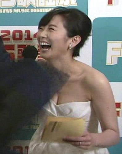 高島彩 おっぱいキャプ・エロ画像4