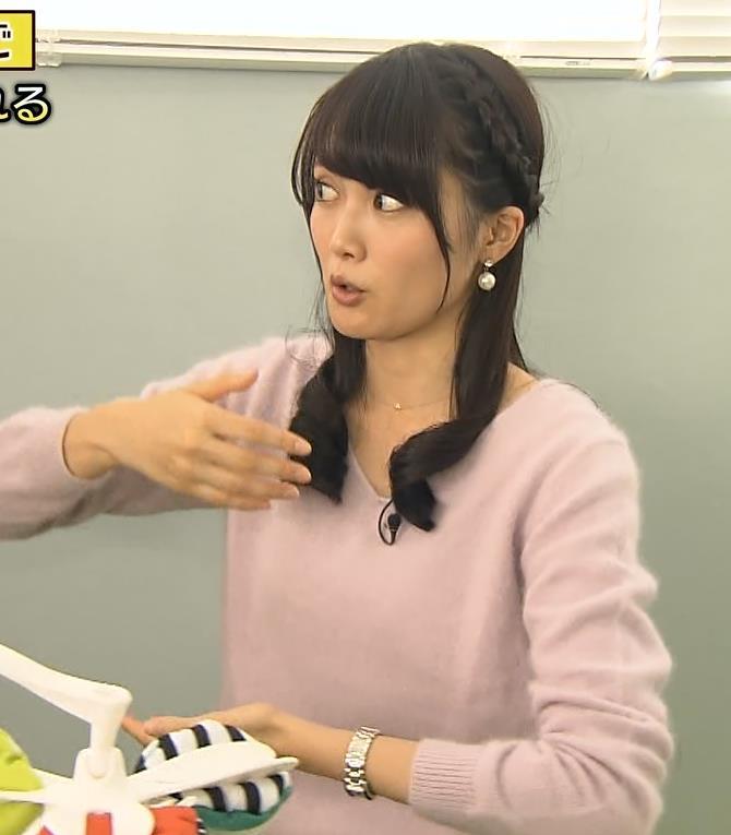 大澤亜季子 ミニスカートキャプ・エロ画像3