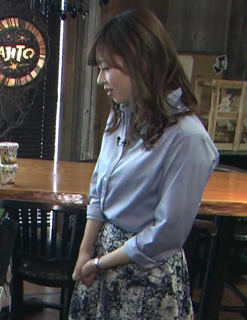 伊藤綾子 肉を食べているところ (news every 20141206)キャプ・エロ画像3