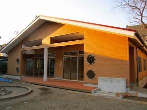 白梅幼稚園園舎外観