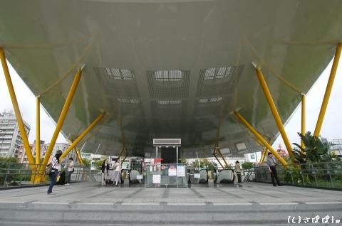 美麗島站-中央公園站15
