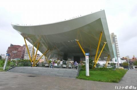 美麗島站-中央公園站14