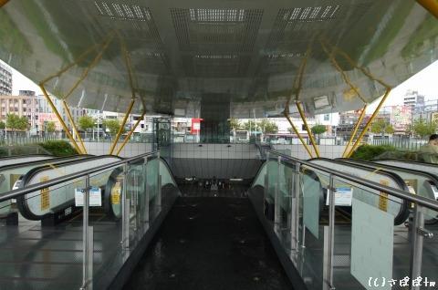美麗島站-中央公園站17