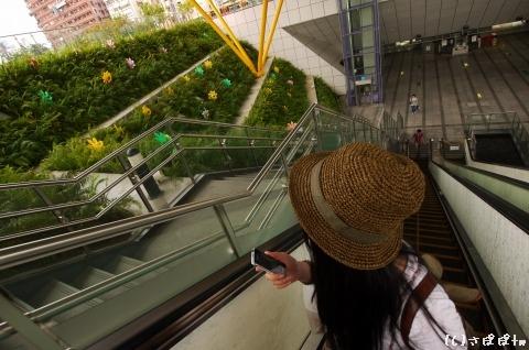 美麗島站-中央公園站22
