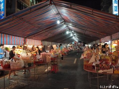 六合夜市-中元節3