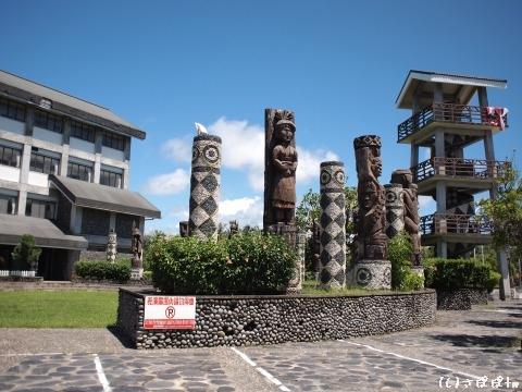 台東原住民文化会館に泊まる2
