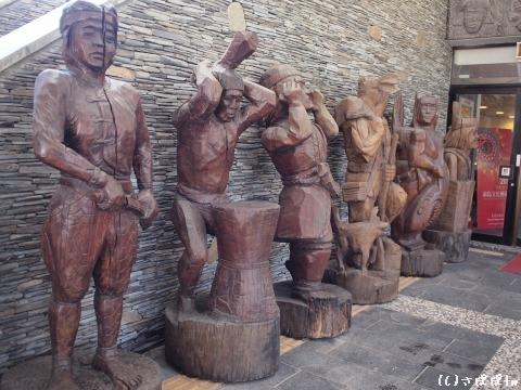 台東原住民文化会館に泊まる4