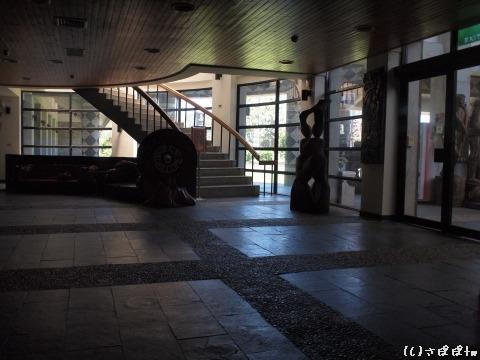 台東原住民文化会館に泊まる8