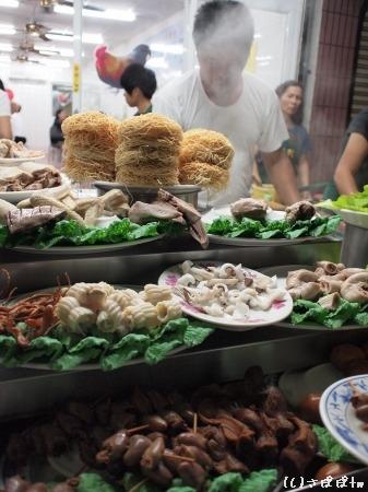 阿財鶏絲麺3