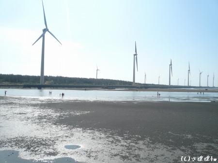 台中民俗公園-高美湿地18